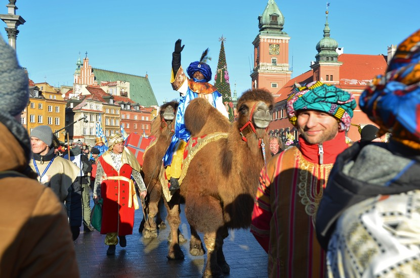 photo by Krzystof Jaszczak, found on Google images. parade in Warsaw