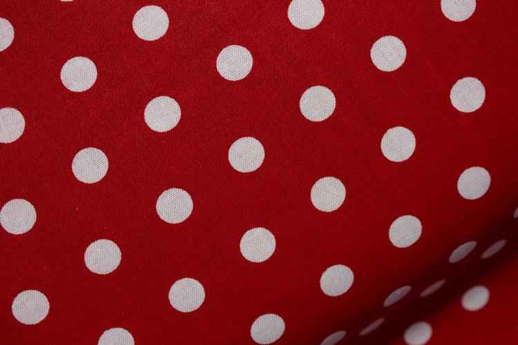 White Polka-Dots