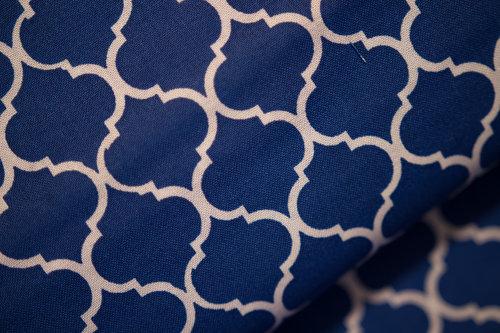 Royal Blue Fabric