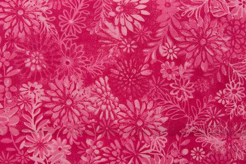 Hot Pink Fabric