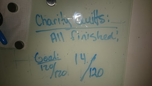 This the current state of my white board that I am keeping track on.