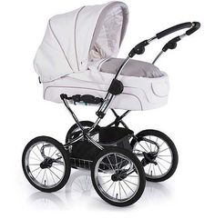 Baby stroller used in Polish culture.