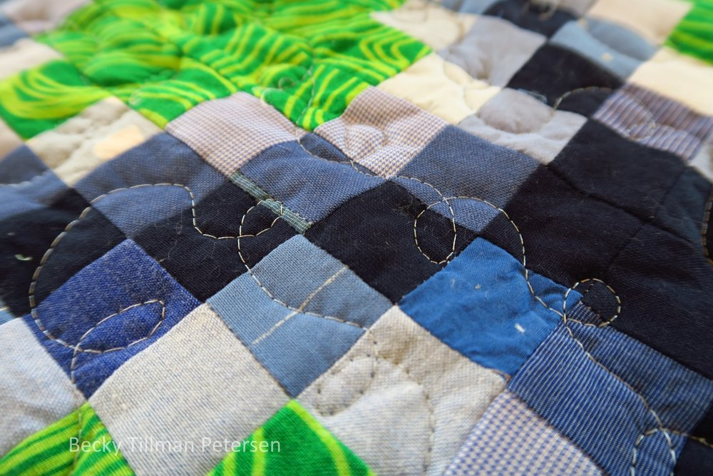 Triple Irish Delight Quilt Squares (2)