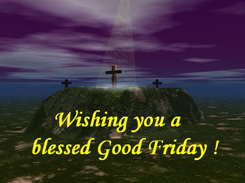 Happy Good Friday!