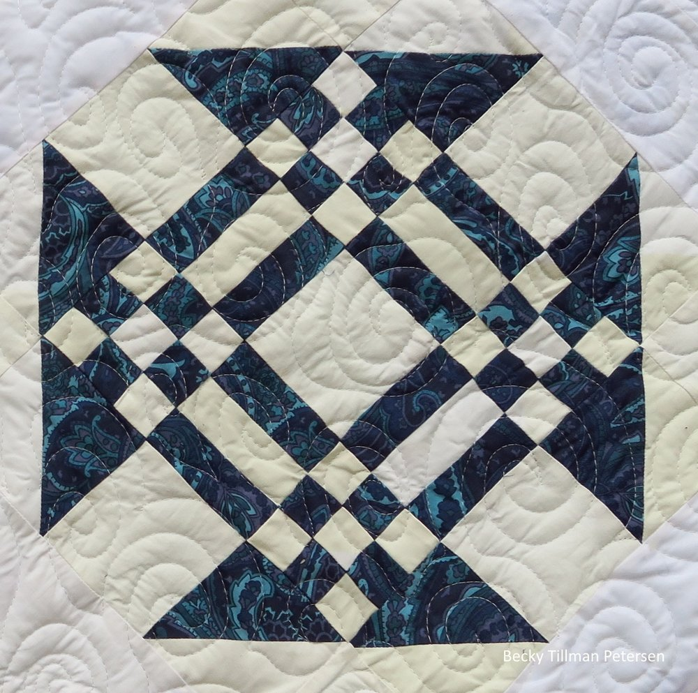 Starring Monkey Wrench Quilt Pattern