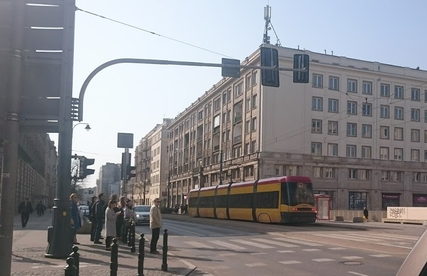 Polish Street Corner
