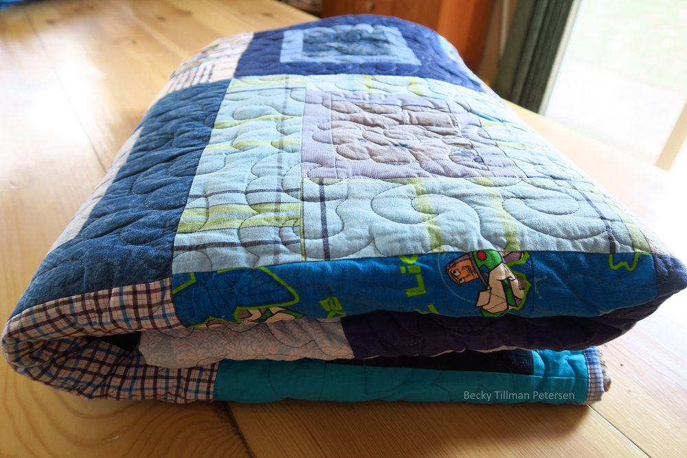 Happy Quilting - Have a great day!