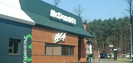 Polish McDonalds