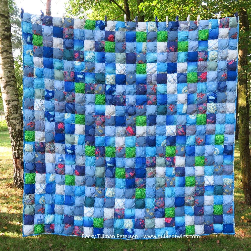 21. Blue Puffs