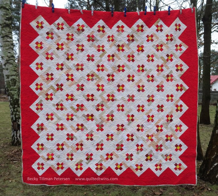 Free Patterns Quilted Twins