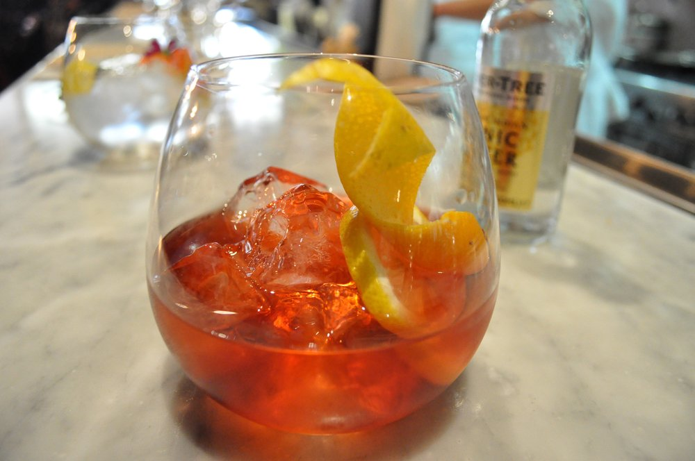 Negroni at Curate