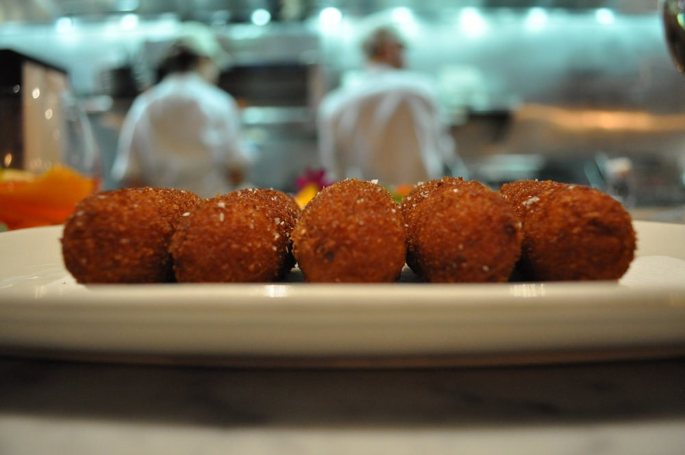 Croquettes at Curate