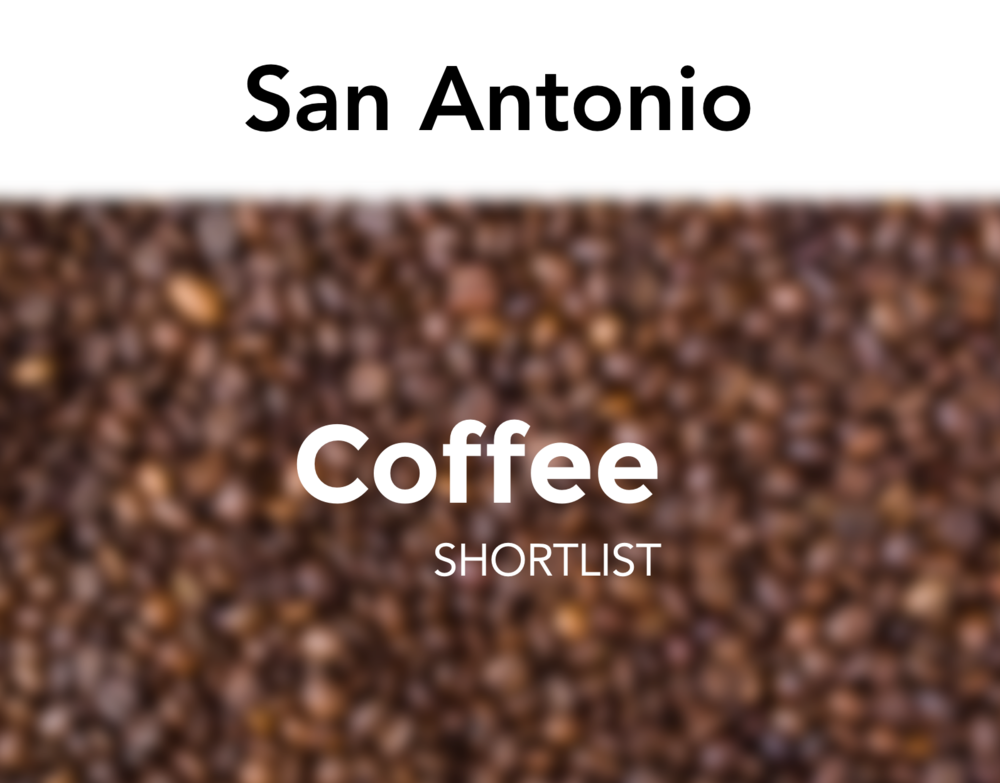 Best Coffee In San Antonio