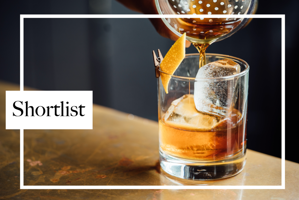 Business and Pleasure Cocktail Shortlist