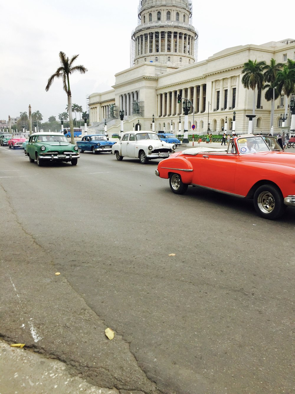 Business and Pleasure, Havana