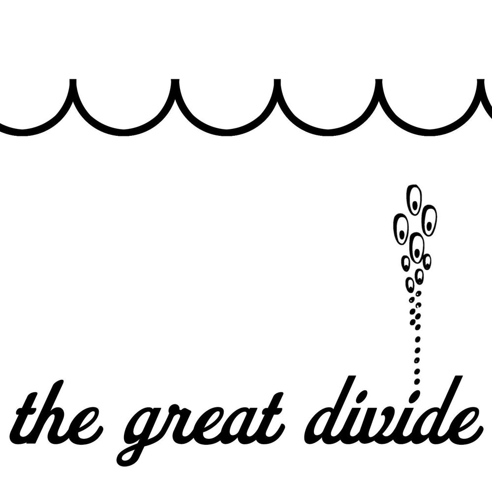 Great Divide Water Logo