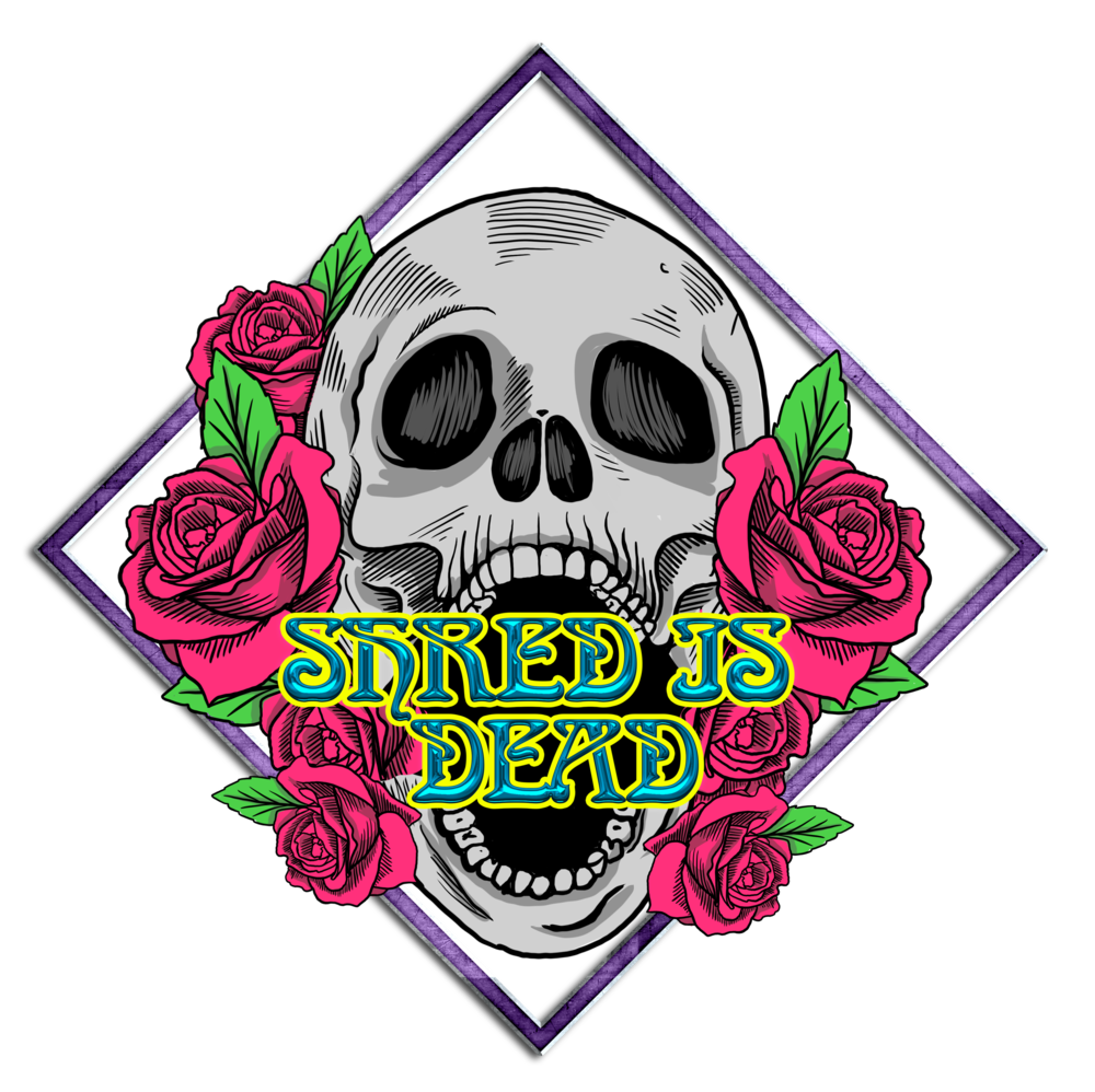 Shred is Dead Logo 1