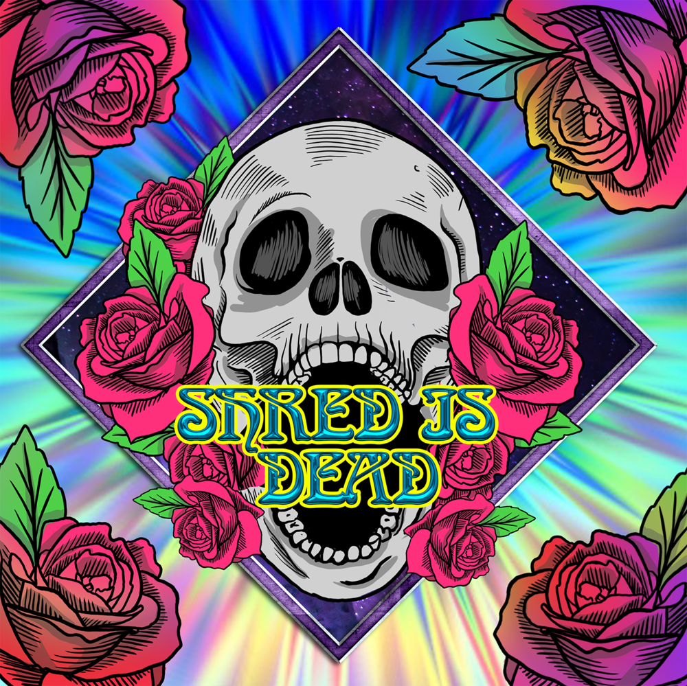 Shred is Dead Logo 2