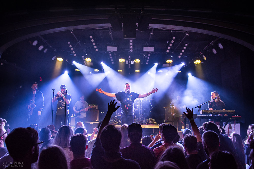 The Motet with Thumpasaurus - Teragram Ballroom | March 24, 2017