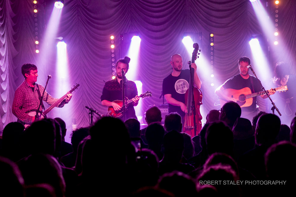 Yonder Mountain String Band - Saint Rocke | March 28, 2018