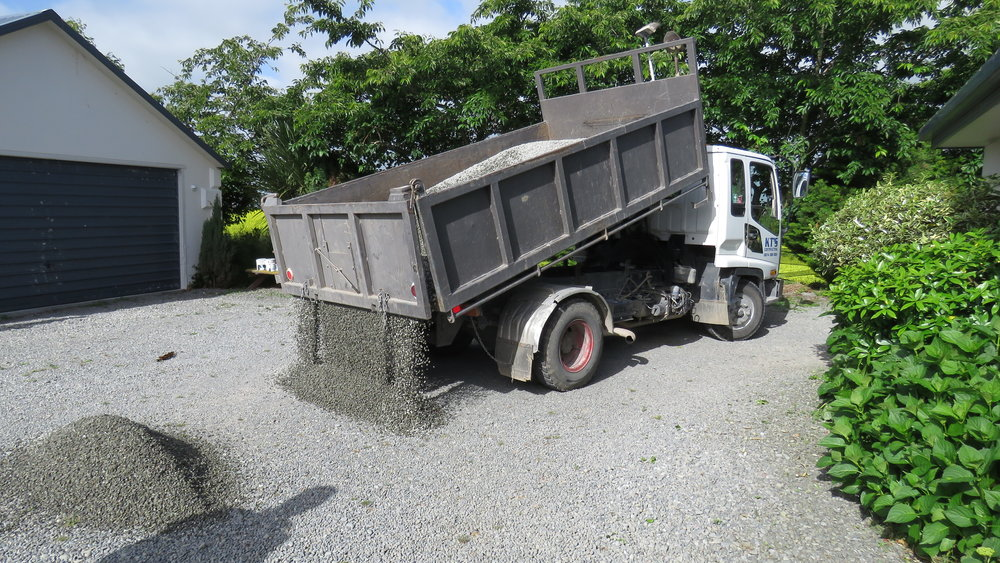 KT's Contracting | Methven | New Zealand | Tip Trucks