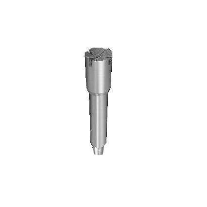 Molino de aletas   Son fabricados con pastillas FormaloyTM de Carburo de Tungsteno de alta resistencia, se pueden producir con 4 o 6 aletas con áreas de ataque Planos y Cóncavos  y Cóncavos-convexos. Su versátil diseño les permite moler brazos de Barrena Ampliadora, tapones de puente, pistolas de perforación y cemento de tubería, y cuando se usan con área  de ataque cóncava, sirven para conformar la boca de pez antes de una Pesca. Los Súper Molinos Performance están disponibles en diámetros de 4 a 8 pulgadas, sin embargo, si se requiere, bajo pedido, se pueden fabricar en diámetros que van de 8 a 26 pulgadas  de diámetro.