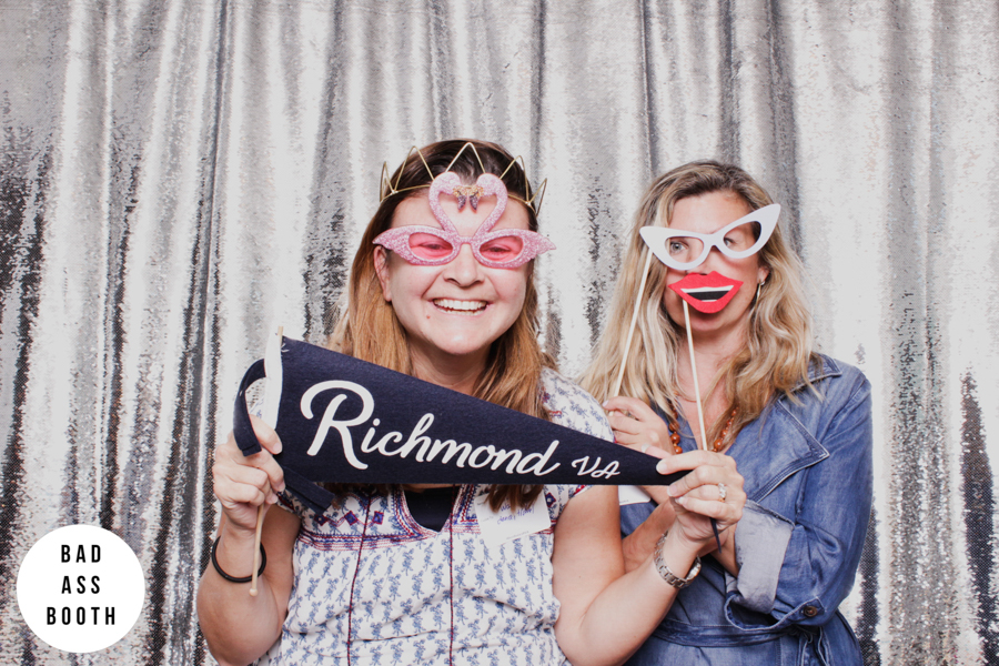 Richmond photo booth