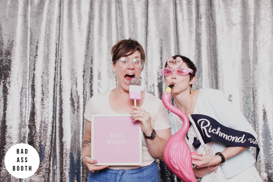 Campfire and Co photo booth