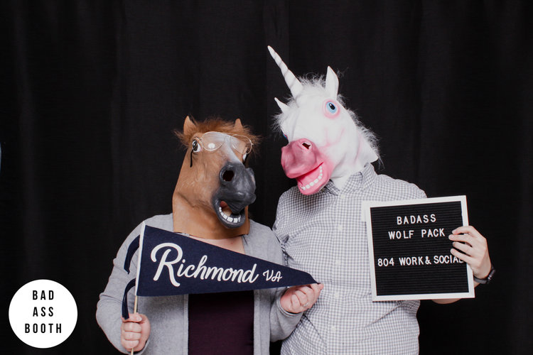 photo booth rental richmond va