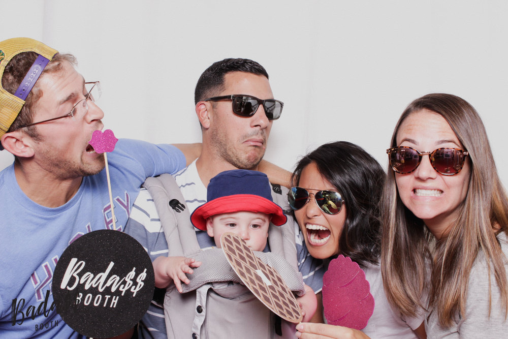 Richmond Brunch Market photo booth