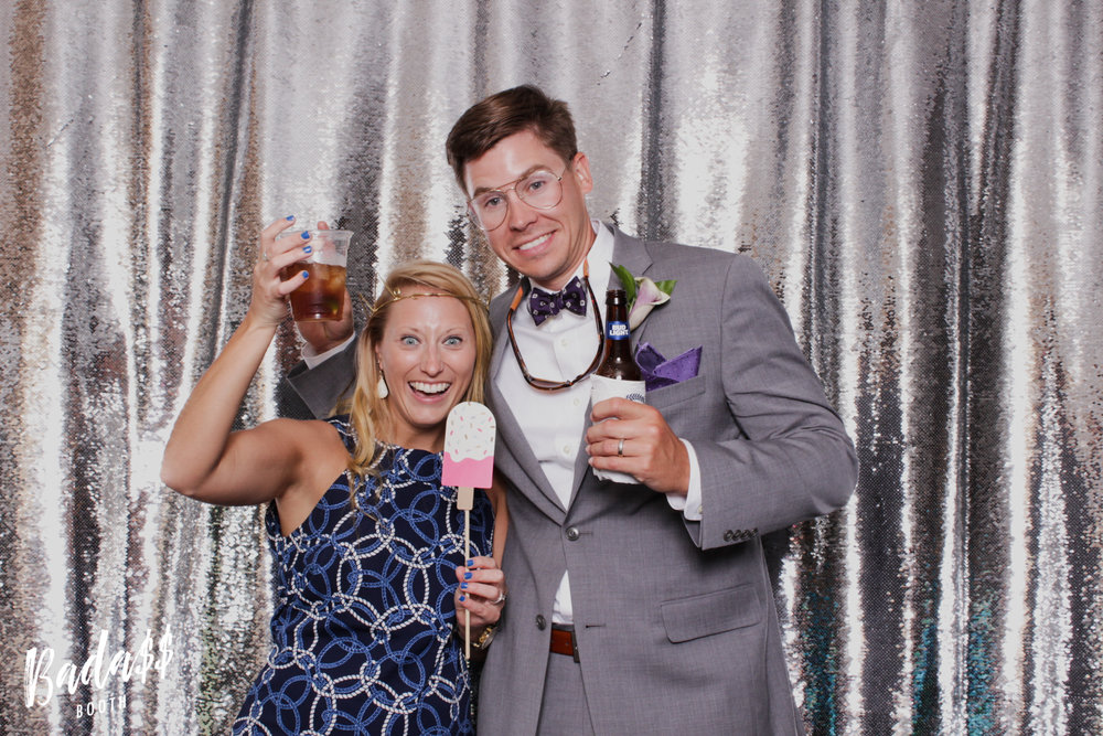 Willow Oaks Country Club Wedding Photo Booth