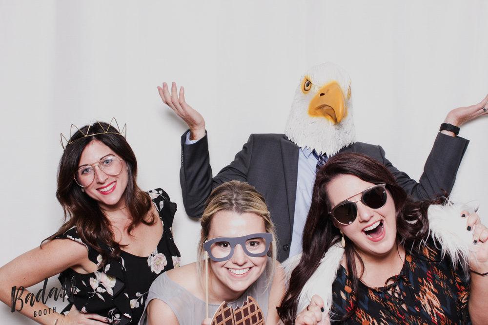 Lewis Ginter Wedding photobooth