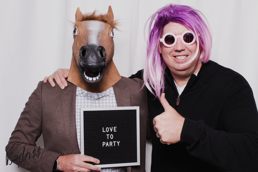 ASK Foundation photo booth