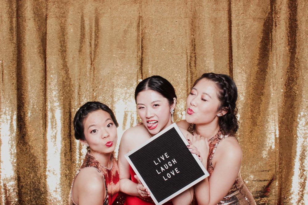 jefferson hotel wedding photo booth