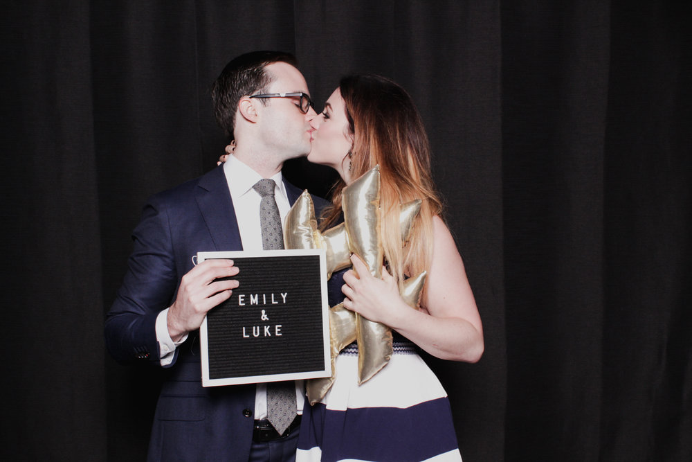 Williamsburg Wedding Photo Booth