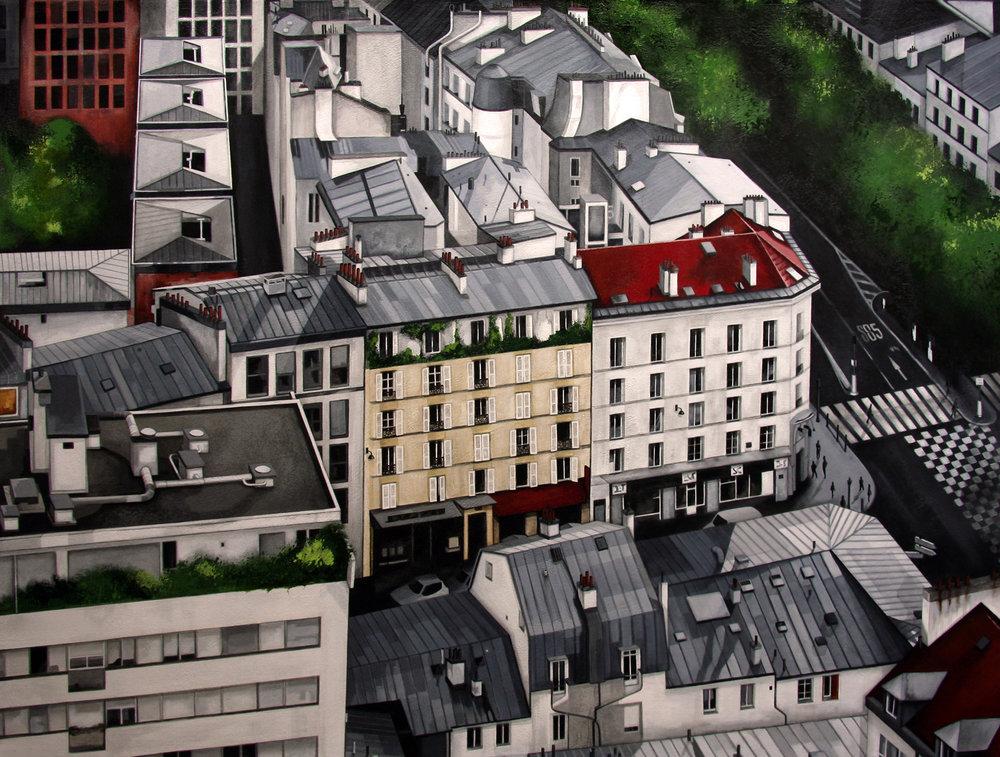 19 Ave Jean Jaures - Paris