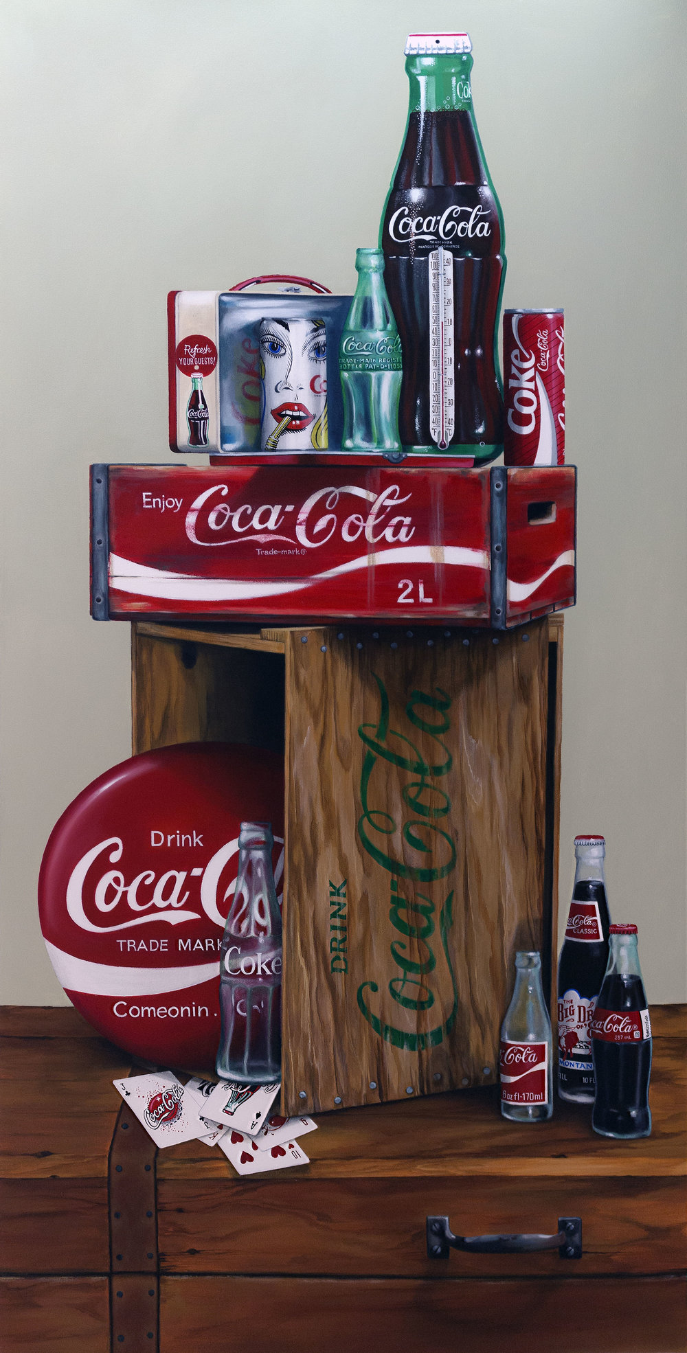 Coke Addict - SOLD