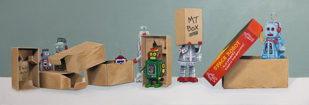 Ready or bot, here I come! - SOLD