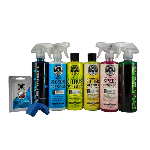 Car Detail Products