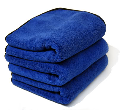 Vehicle Towels and Mitts
