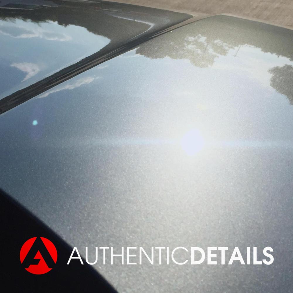 Suntek Paint Protection Film applied after paint correction