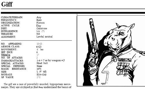 ad&d 2e monster manual