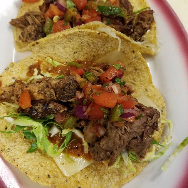 Piggy Smalls Pork Tacos #tacotuesday