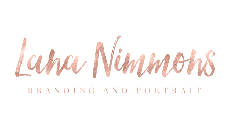 Lana Nimmons Branding and Portrait