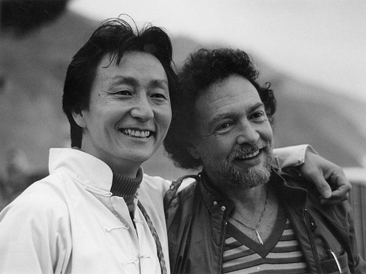 Al Huang and Paul Horn at Esalen.jpg