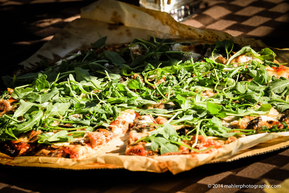 Seattle pizza event catering