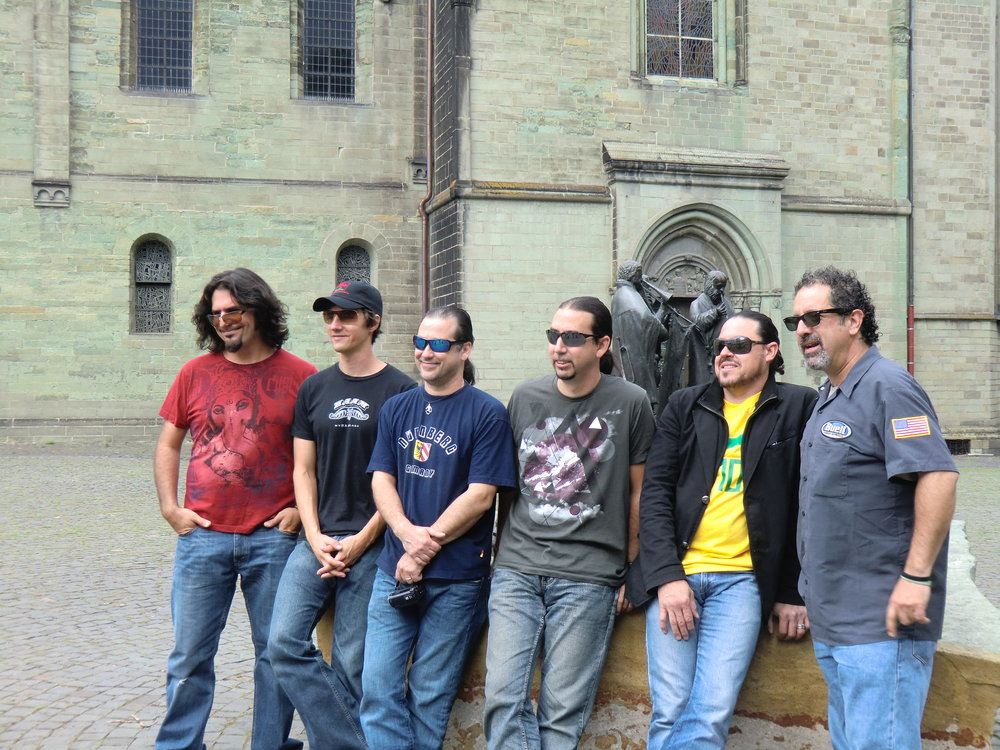 Del Castillo on tour in the Heart of Germany summer 2012.JPG