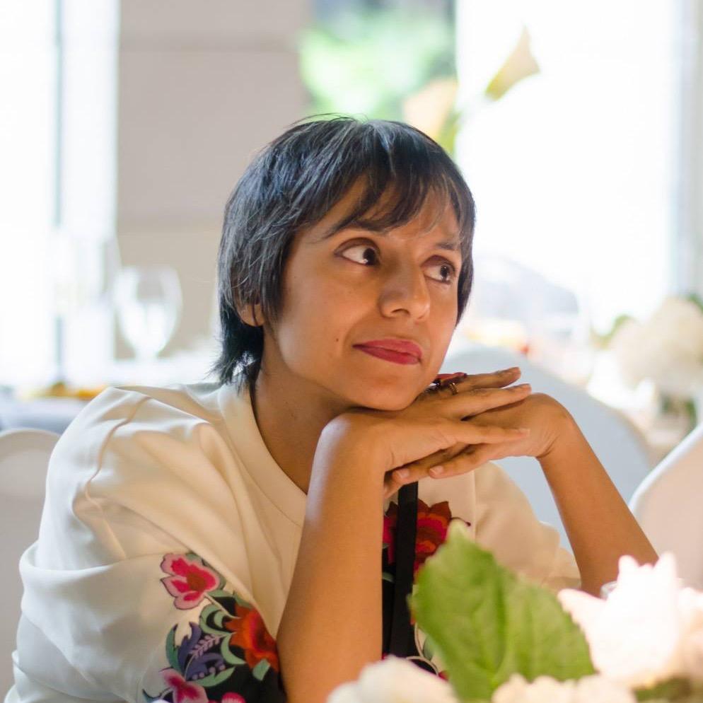 Nishat Fatima, photograph by Dimpy Kapur