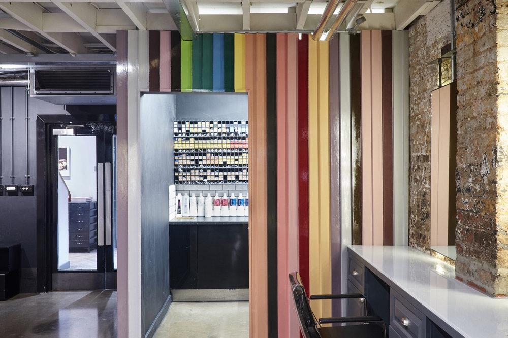 Josh Wood Atelier, London