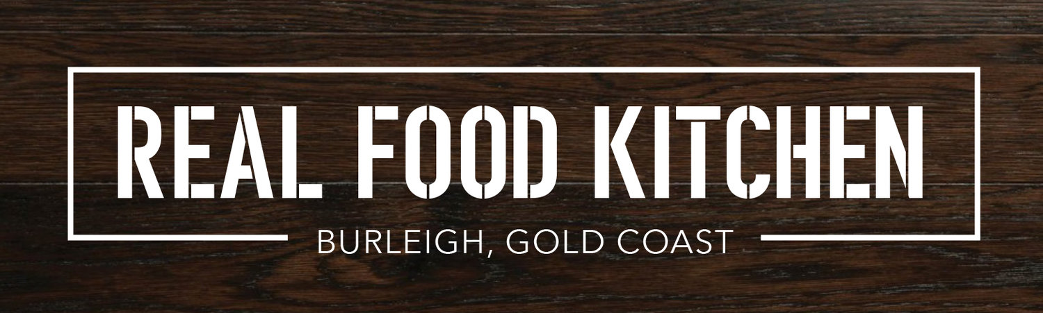 Real Food Kitchen Burleigh